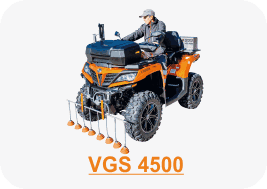 Vehicle Gas Scout